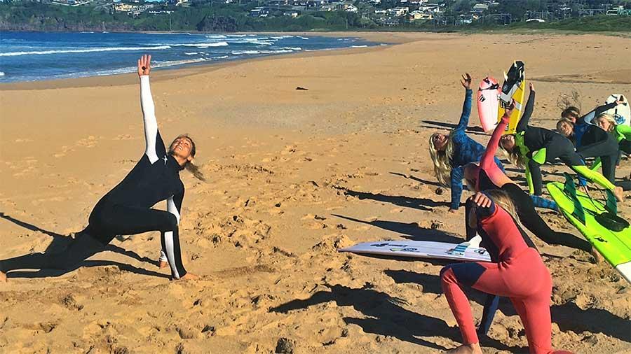 Illawarra Surfing Academy - ISHS