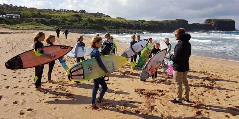 Surfing Etiquette